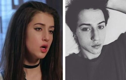 Софи Беридзе до и после