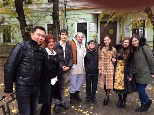 Соня Егорова в Битве экстрасенсов