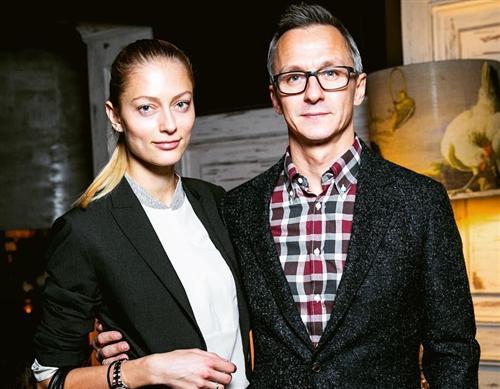 Степан Михалков и Елизавета Ильина
