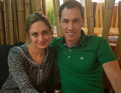 Тимур Еремеев и Карина Мишулина брат и сестра