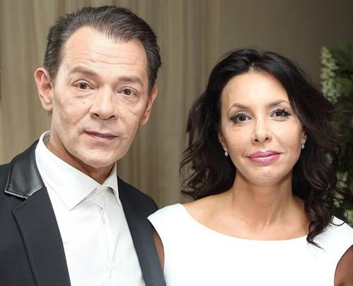 Вадим Казаченко и его жена Ирина Аманти