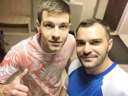 Василь Романчук в Доме-2