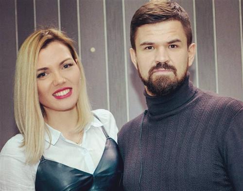 Шеф-редактор Дом-2 Вера Курочка и Пётр Шепель