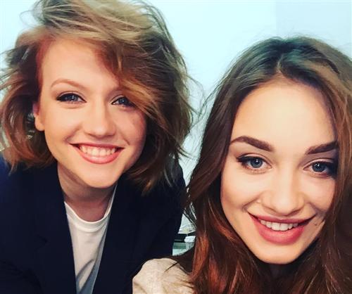 Юлия Франц и Екатерина Шумакова не сестры