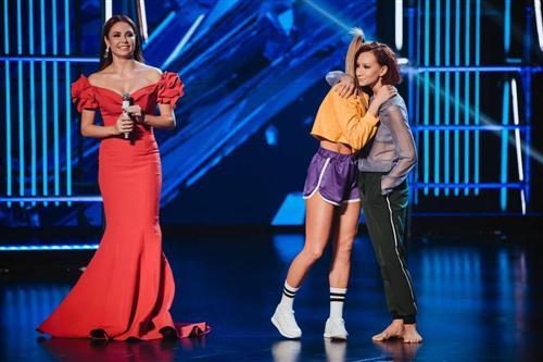 Юлия Гафарова (Танцы на ТНТ 4 сезон)