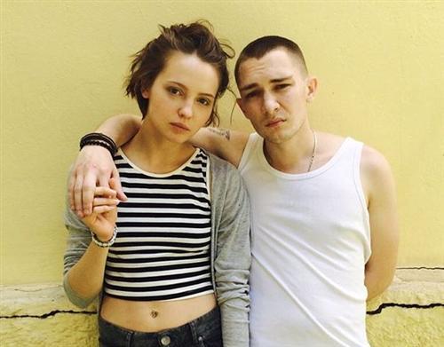 Юлия Хлынина и Никита Павленко