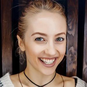 Юлия Косьмина - фото из Инстаграм
