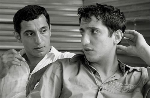 Арарат Кещян с братом Ашотом Кещян