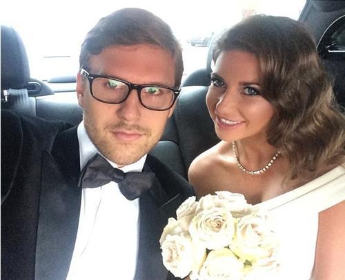 Свадьба Галины Юдашкиной и Петра Максакова