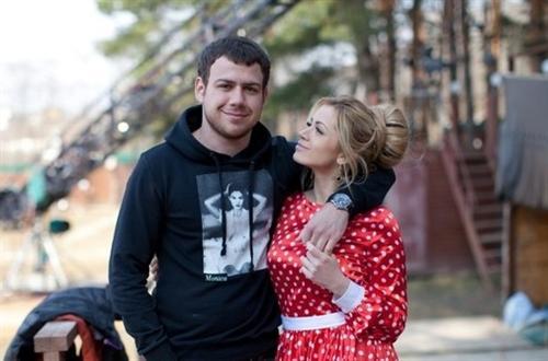 Диана Милонкова с Валерой Блюменкранцем