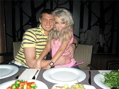 Лилия Киш и Саша Задойнов