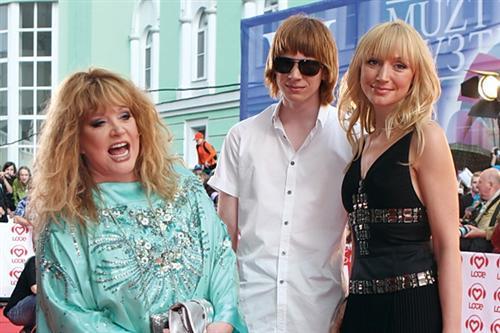 Никита Пресняков со знаменитыми мамой и бабушкой