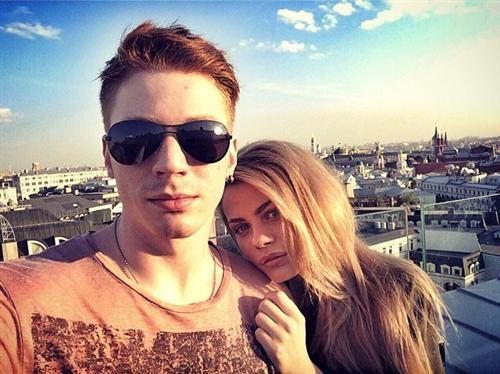 Никита Пресняков и Алёна Краснова