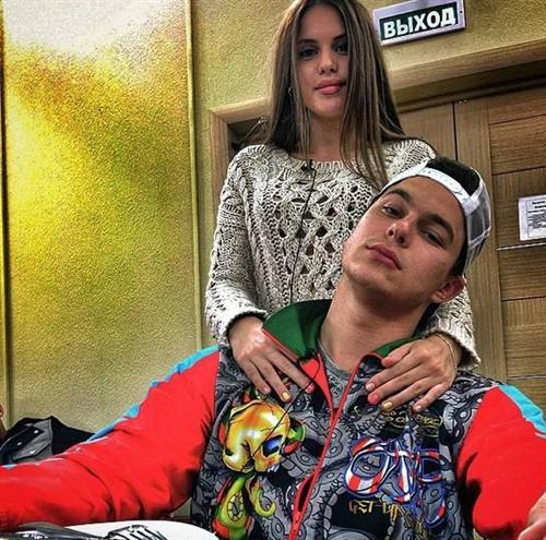 Александра Артемова и Илья Григоренко