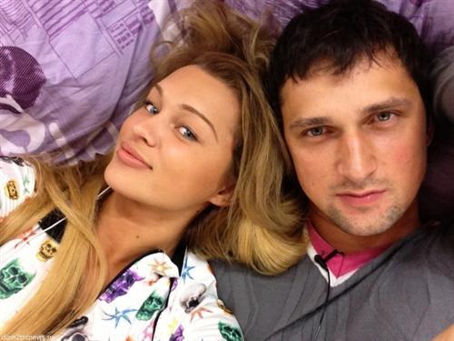 Александра Скородумова и Сергей Сичкар