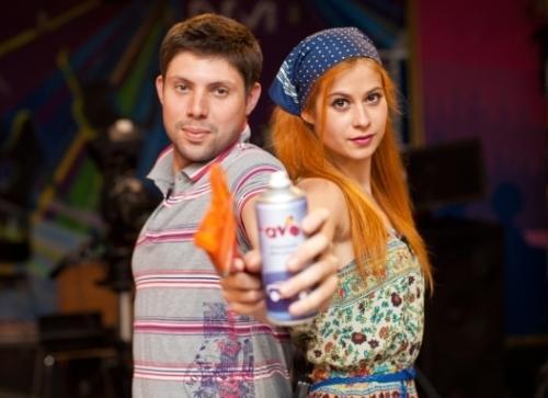 Александр Бовшик и Татьяна Кирилюк
