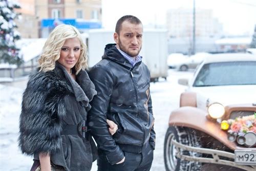 Алексей Самсонов и Настя Ковалева