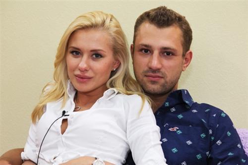 Анастасия Ковалёва и Никита Кузнецов