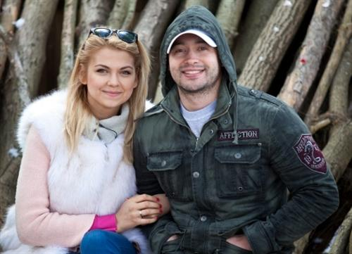 Андрей Черкасов и Анна Кручинина