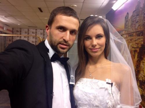 Антонина и Василий Тодерика