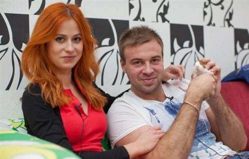 Богдан Ленчук и Татьяна Кирилюк