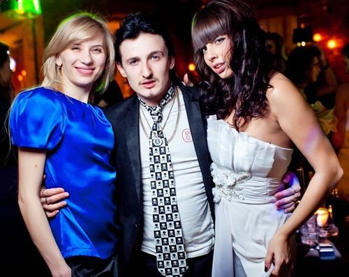Влад Кадони и Нелли Ермолаева