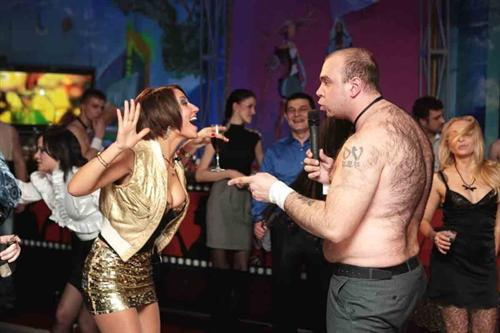 Глеб Жемчугов и Вика Берникова