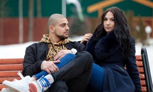 Дарья Вергунова и Максим Вайтеховский