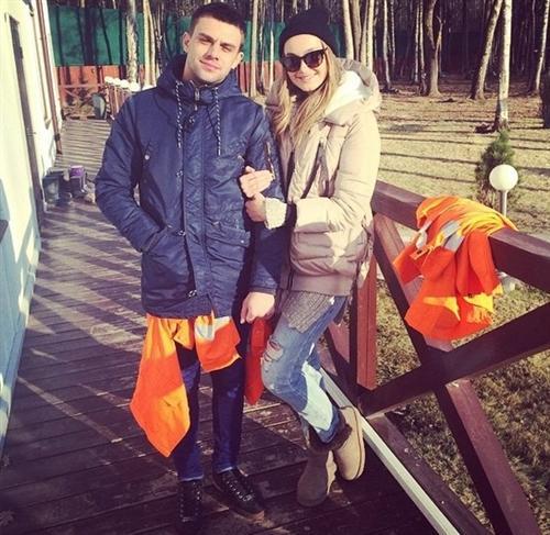Дарья Минишева и Игорь Кушнир