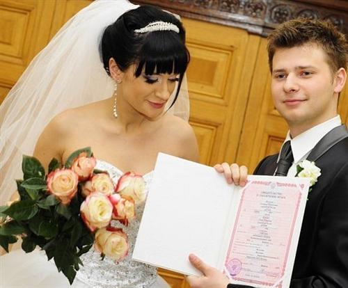 Свадьба Дмитрия Железняка и Елены Бушиной
