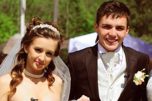 Свадьба Жени Кузина и Риты Агибаловой
