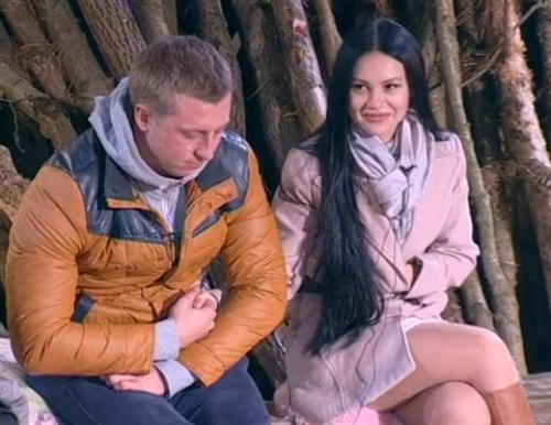 Женя Руднев и Таня Охулкова