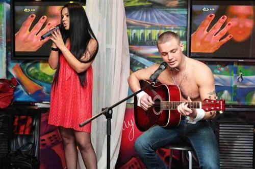 Екатерина Колесниченко и Денис Лысенко