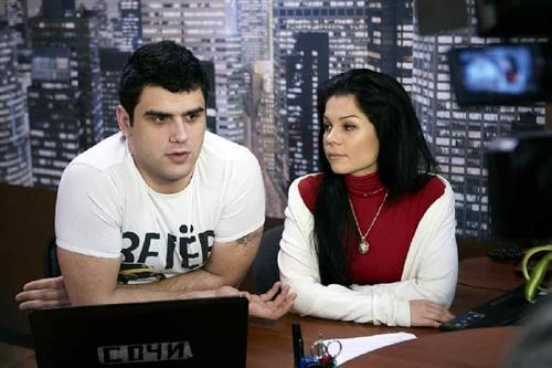 Катя Колесниченко с Филиппом Алексеевым