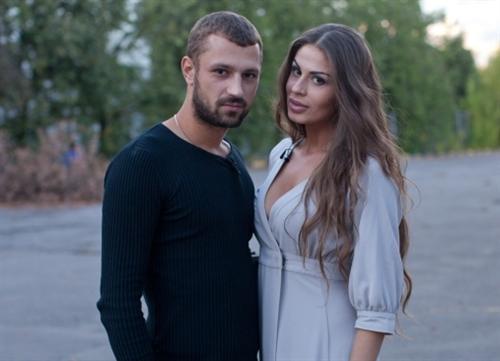 Лена Емельянова и Никита Кузнецов