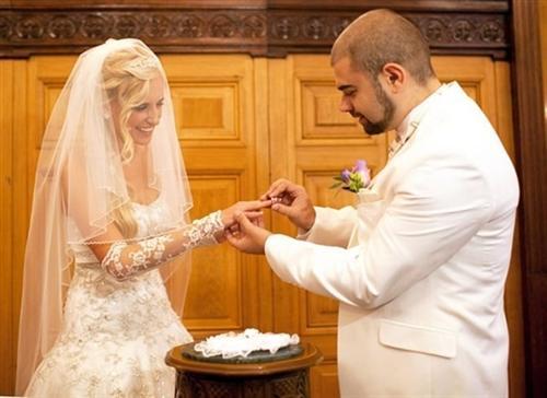 Свадьба Ильи Гажиенко и Ольги Агибаловой