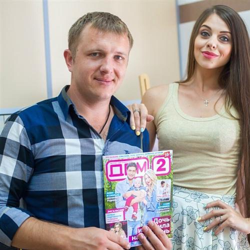 Илья Яббаров и Ольга Рапунцель