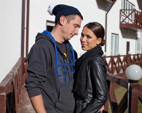 Инесса Шевчук и Сергей Катасонов