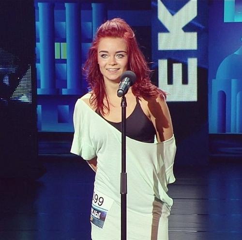 Ирина Ганиева на кастинге телешоу Танцы