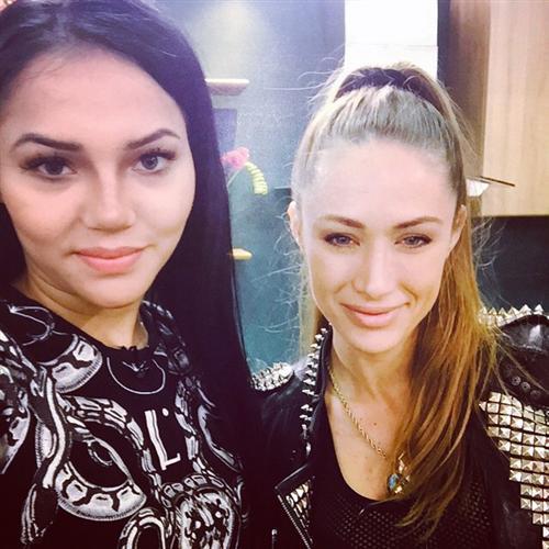 Две соперницы: Камила Коробейникова и Алена Ашмарина