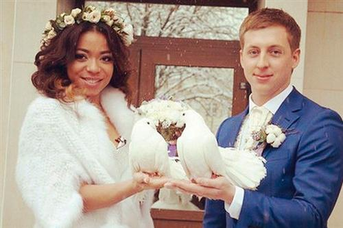 Свадьба Либерж и Жени Руднева