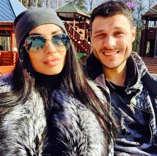 Максим Рожков и Лера Фрост