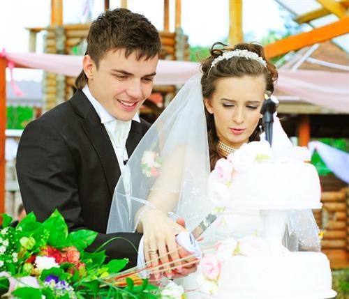 Свадьба Риты Агибаловой и Жени Кузина