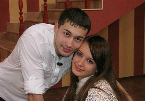 Маргарита Агибалова и Андрей Черкасов