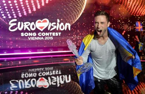 Монс Зелмерлев - победитель Евровидения-2015
