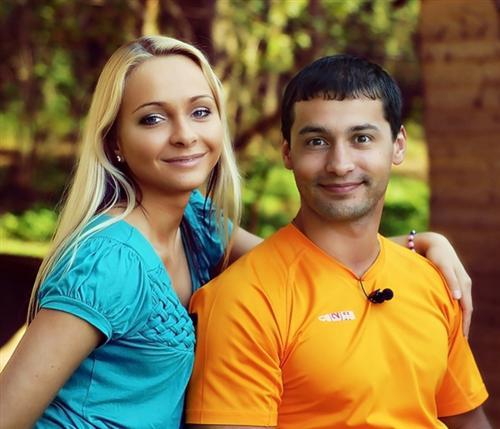 Наталья Варвина и Андрей Черкасов