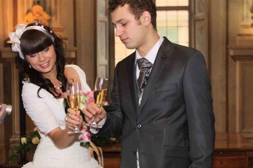 Свадьба Нелли Ермолаевой и Никиты Кузнецова
