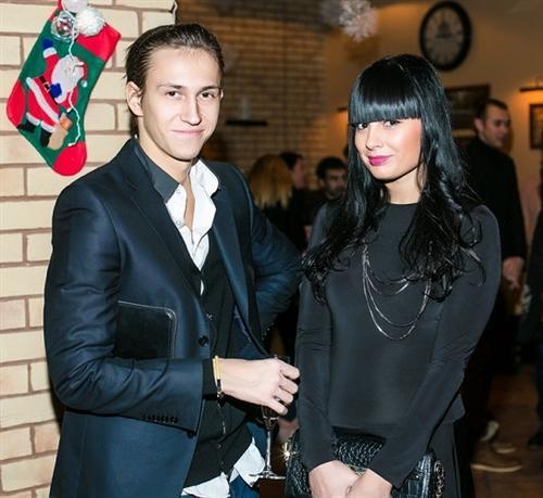 Нелли Ермолаева и Кирилл Андреев