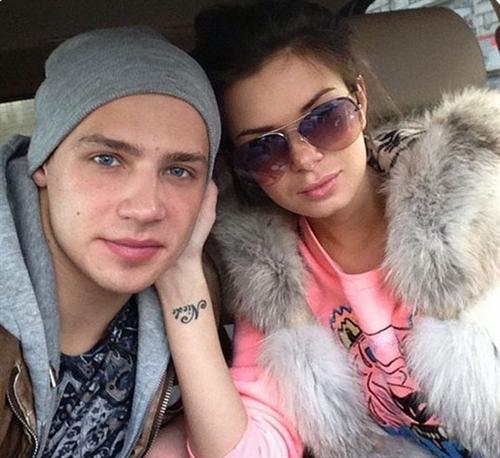 Олег Майами с Катей Жужей
