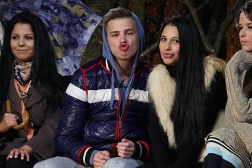 Олег Маями и Варя Третьякова